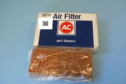 1985-1990 Oldsmobile, Chevy, Pontiac Air Filter, New In Box
